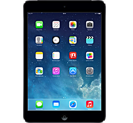 Apple iPad mini 16 GB Spacegrau
