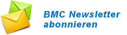 BMC Newsletter Abbonieren